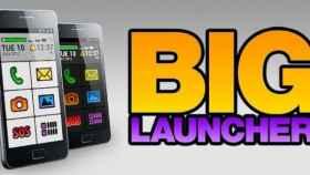 Big Launcher 2.0: El launcher más sencillo y eficaz de todos, ahora mejorado