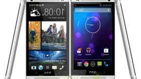 HTC One normal frente a HTC One Nexus Experience. Que gano y que pierdo