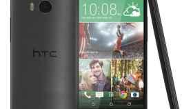Así es el nuevo HTC One, en gris