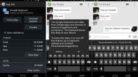 Nuevo Google Keyboard 3.0 actualizado con sugerencias personalizadas