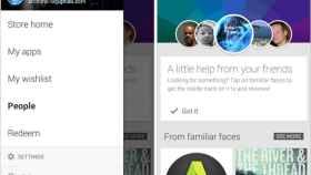 Google Play añade la sección «Personas», donde aparece la actividad del resto de usuarios