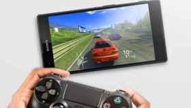 DualShock 4, el mando de la última PlayStation tendrá soporte para los Sony Xperia