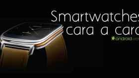 Comparativa: todos los smartwatches con Android Wear, enfrentados