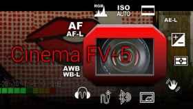 Cinema FV-5, la app de grabación de vídeo profesional en Android