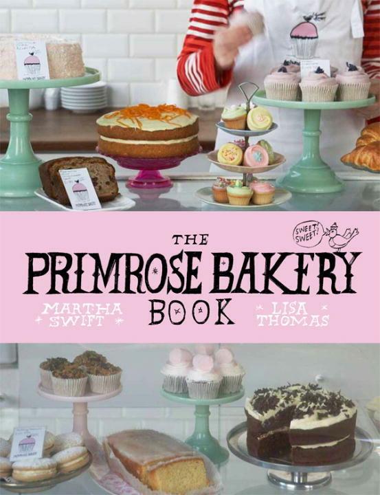 El Libro de Primrose Bakery