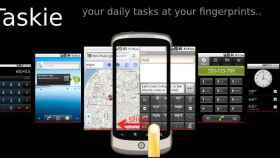 Taskie, control con gestos para las aplicaciones en ejecución