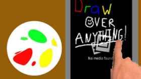 Floating Draw, dibuja sobre la pantalla de tu Android