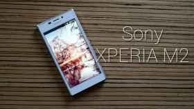 Sony Xperia M2: Análisis y experiencia de uso