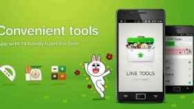 LINE Tools: 14 herramientas disponibles en una sola aplicación