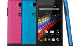 Energy Phone Colors, el smartphone Android de 59€