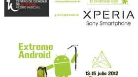 Congreso de programación en el Pirineo patrocinado por Sony: Extreme Android