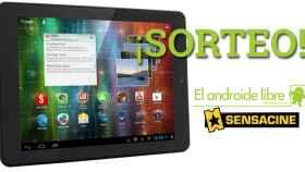 El Androide Libre y SensaCine sortean una tablet Prestigio MultiPad 2 PRO DUO 8.0 3G