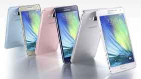 Samsung Galaxy A3 y A5: cuerpo metálico y AMOLED para la gama media
