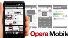 Nuevos Opera Mini 6.5 y Opera Mobile 11.5 con reducción de consumo de datos