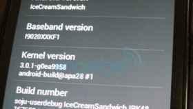 Google confirma que todos los dispositivos con gingerbread tendrán Ice Cream Sandwich