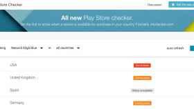 Descubre si Google Play tiene stock de los Nexus en tu país con Store Checker