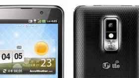 LG presenta el LG Optimus LTE: Una pista de lo que será el LG Revolution 2