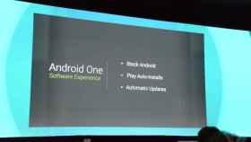 Google anuncia Android One, el proyecto para smartphones low-cost