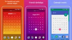 Month, el mejor widget de calendario al estilo Material Design