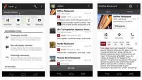 Google lanza Google Local, el sustituto de Places ahora integrado con Maps y Google +