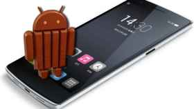 Android 4.4.4 KitKat llega al OnePlus One