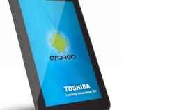 Toshiba Tablet 10.1 Android Honeycomb, imágenes y características oficiales