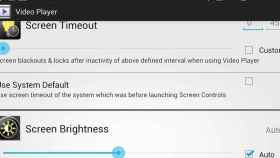 Screen Controls evita gastar más batería de la necesaria