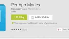 Per-App cambia la velocidad de tu dispositivo dependiendo de la aplicación [Root]