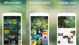 Piktures, una preciosa app de galería con gestos y muy fluida