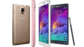 Repaso a fondo del Samsung Galaxy Note 4 y todas sus nuevas funciones