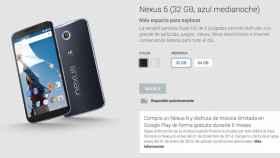 Nexus 6, Nexus Player y Sony Smartwatch 3 ya en Google Play Store