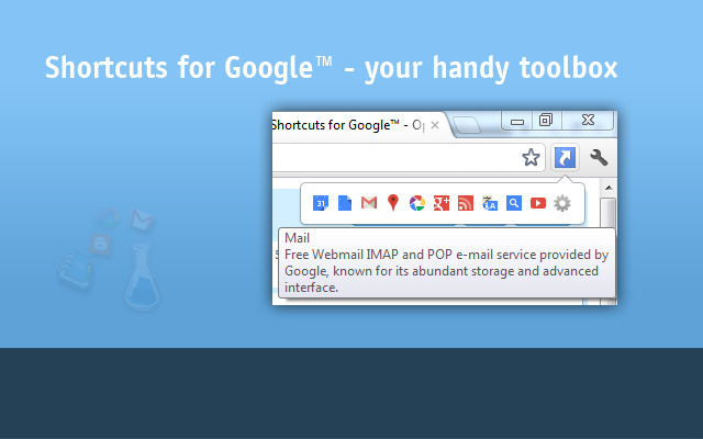 shortcuts-for-google