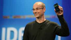 Andy Rubin, padre de Android.