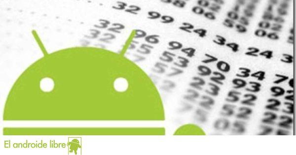 Carpeta donde los en guardan se contactos android Dónde se