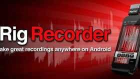 iRig Recorder, el grabador y editor de audio profesional por fin en tu Android