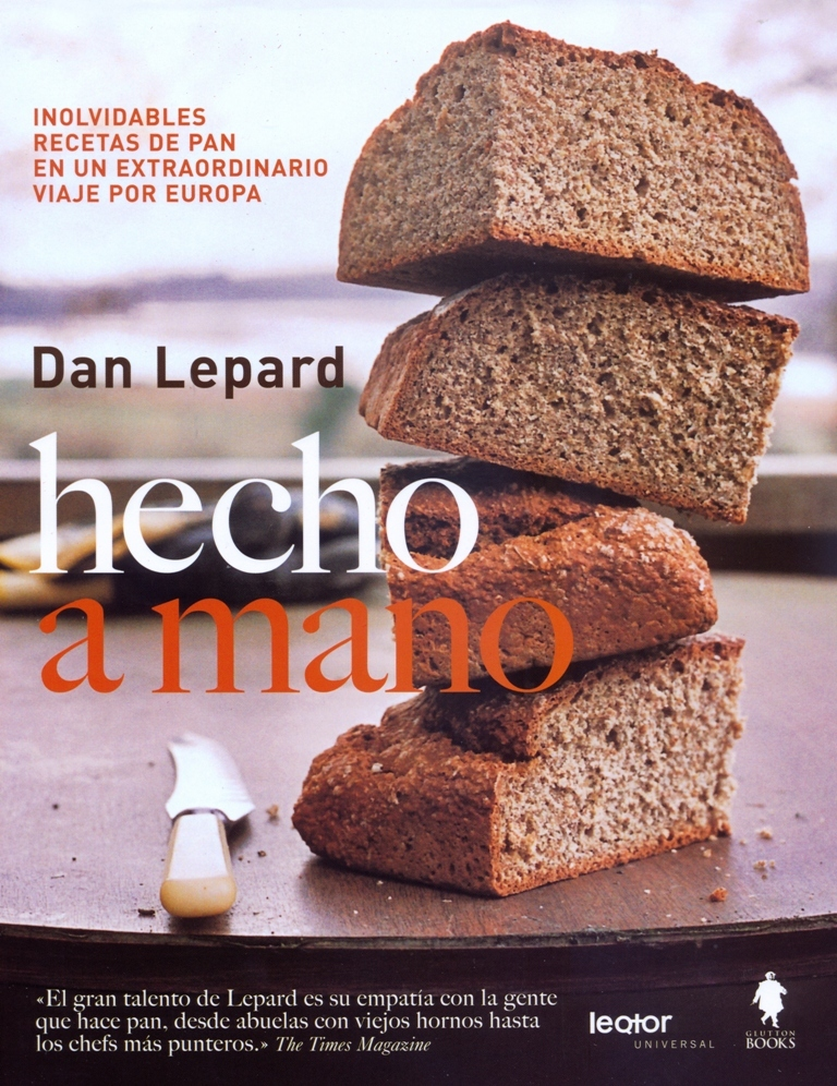 Hecho a mano de Dan Lepard