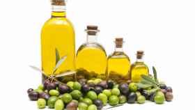 Aceites de oliva.