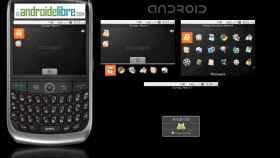 Un Samsung con teclado QWERTY que quiere competir contra Blackberry