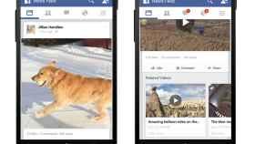 Facebook añade contador de visitas en los vídeos para competir contra Youtube