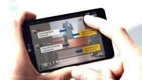 QSlide, así es la multitarea real de LG en el Optimus G