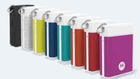 Power Pack Micro: la batería extra de Motorola que además permite localizar tu teléfono