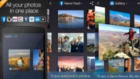Cooliris, la galería para reunir las fotos de todos tus servicios, ahora disponible en Android