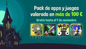Amazon celebra Halloween con 40 apps de pago valoradas en más de 100€