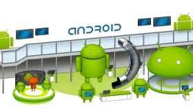 Google no tendrá stand de Android en el MWC de 2013