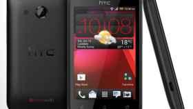 HTC Desire 200: Toda la información sobre el pequeño android de la familia HTC