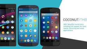 Los mejores iconos y fondos de pantalla para Android: Coconut y Minimal Wallpapers