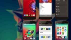 Android KitKat y Paranoid Android vienen con una gran cantidad de novedades