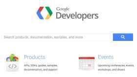 Google rediseña por completo su página web para desarrolladores