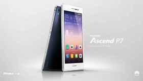 Huawei Ascend P7 vende 1 millón de unidades en un mes