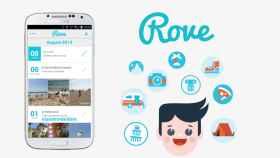 Rove llega a Android, crea tu diario personal casi sin esfuerzo